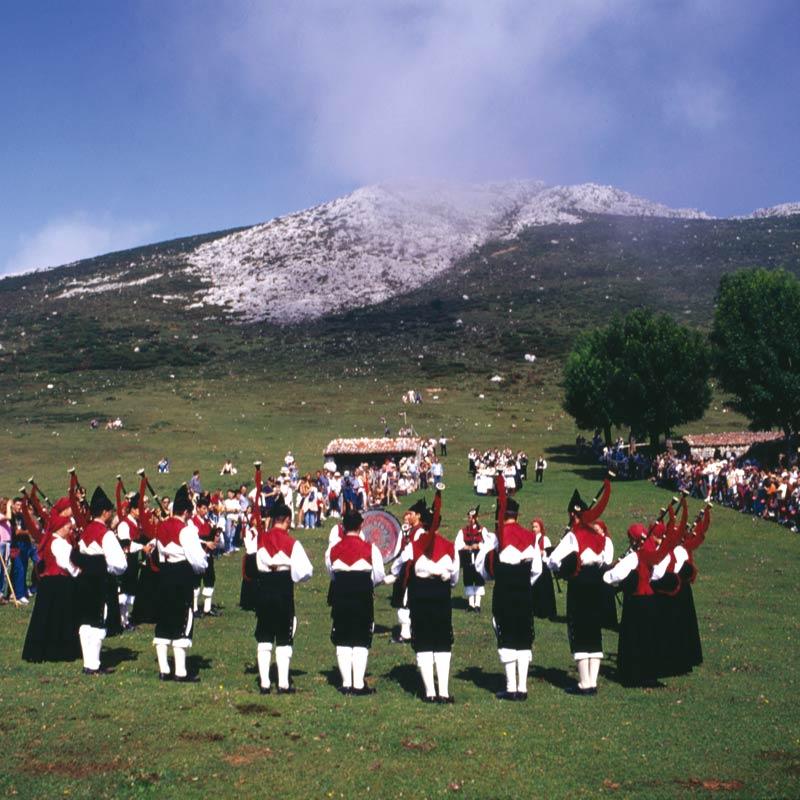 Fiesta del Pastor en Cangas de Onís