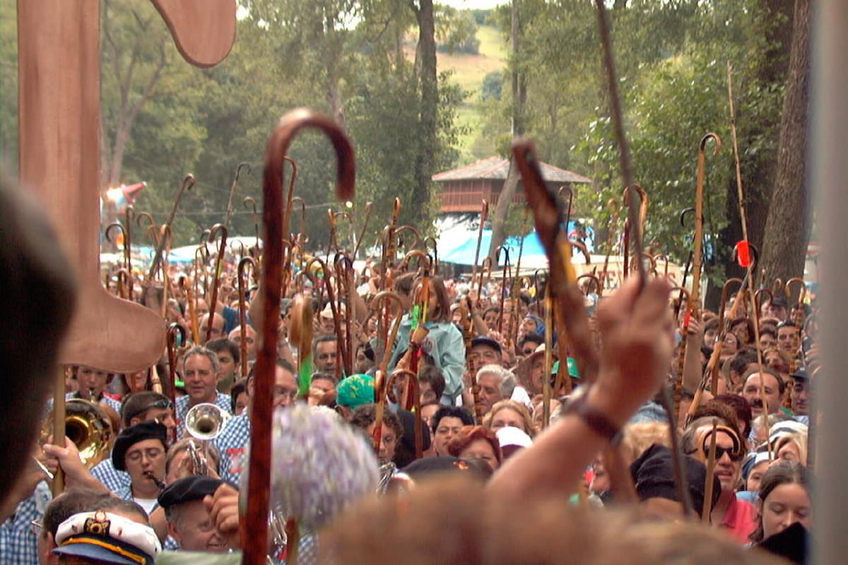 Fiestas de San Timoteo en Luarca