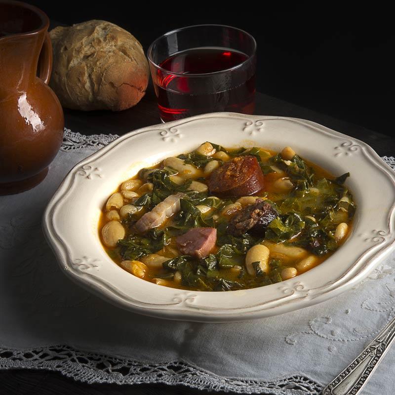 Jornadas gastronómicas del pote de Turón. Mieres