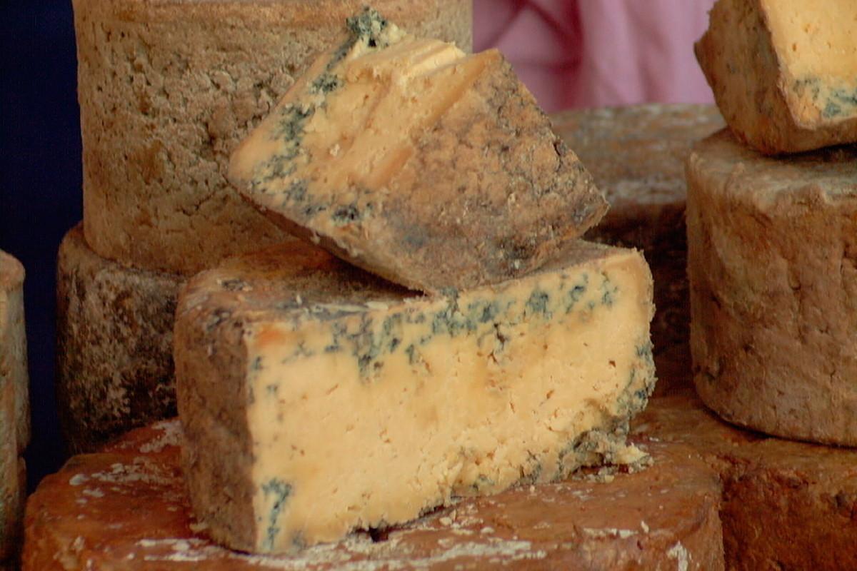 Certamen del quesu Gamonéu en Onís