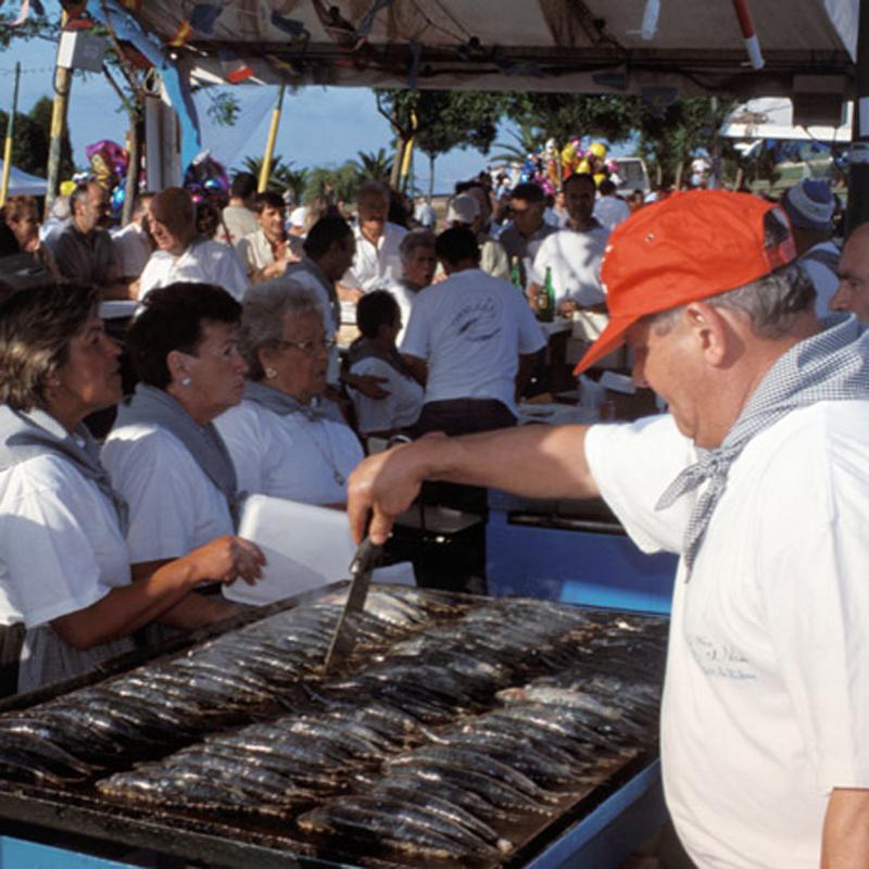 Festival de la Sardina en Carreño