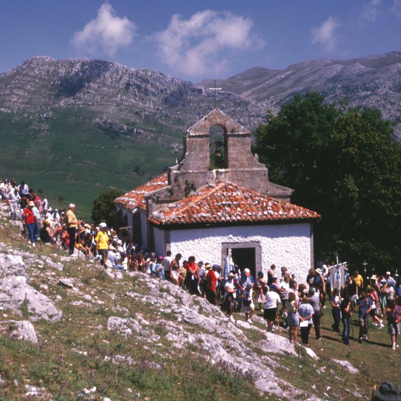 Fiesta del Alba en Quirós