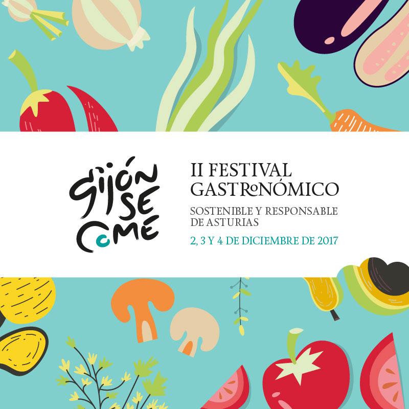 Festival gastronómico GijónSeCome