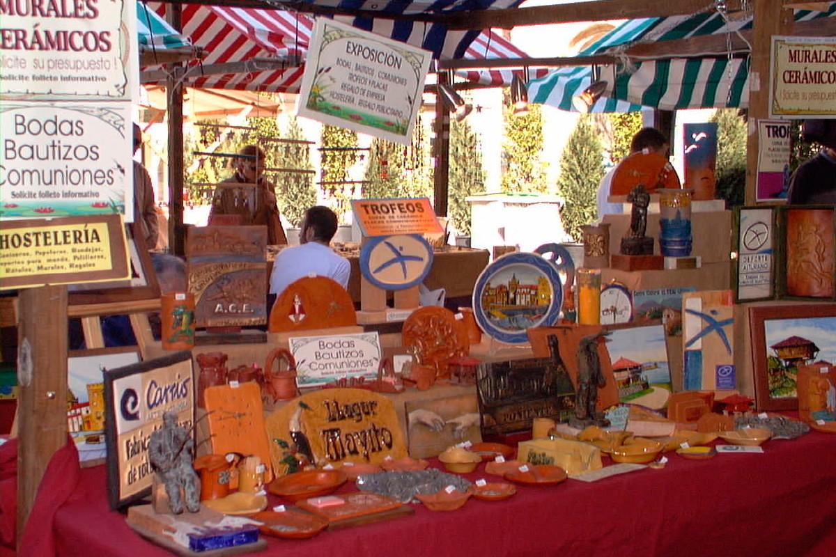 Mercado Artesano y Ecológico